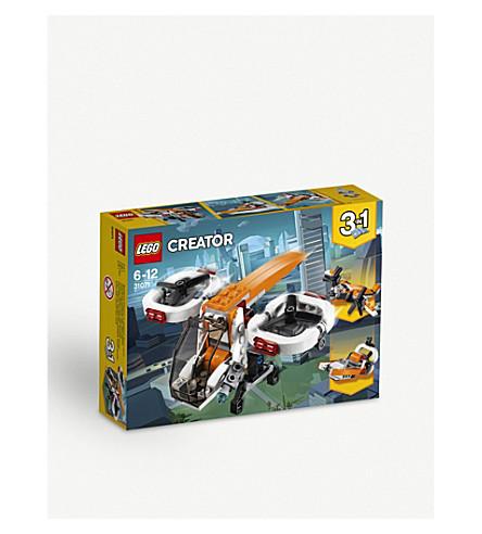 LEGO Creator Drone Explorer set