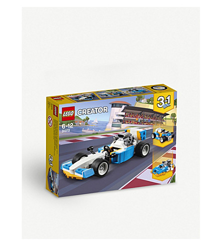 LEGO Creator extreme engines 3-in-1 set
