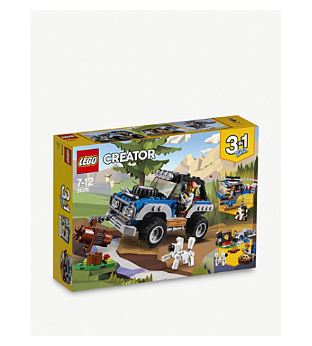LEGO Creator 3-in-1 Outback Adventures