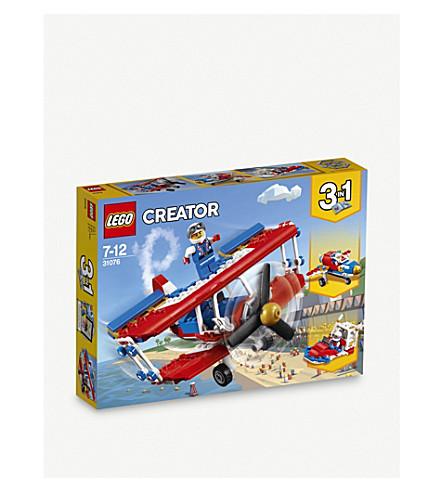 LEGO Creator 3-in-1 Dare Devil Stunt Plane