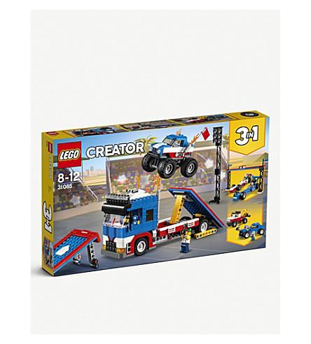 LEGO 特技表演 3-1 集