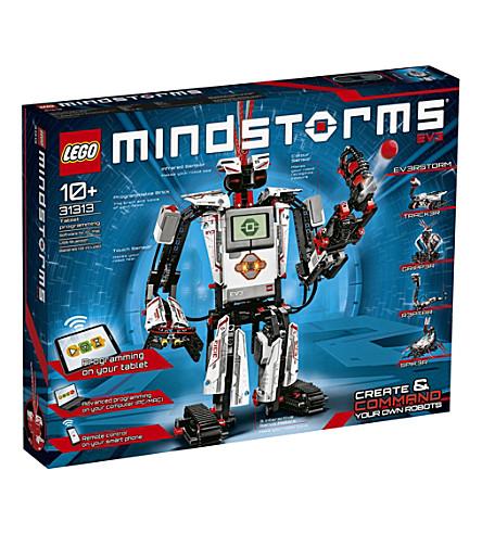 LEGO Mindstorms EV3 robot set