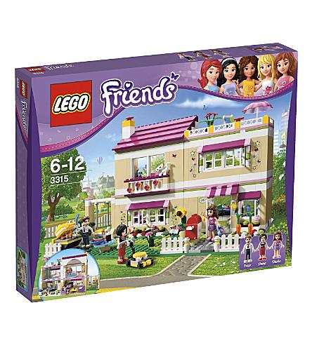 LEGO LEGO Friends Olivia's House