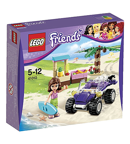 LEGO LEGO Friends Olivia's beach buggy