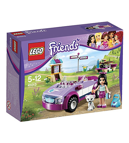 LEGO LEGO Friends Emma's Sports Car