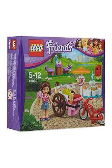 LEGO Olivia's Ice-Cream Bike set