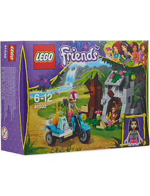 LEGO First Aid Jungle Bike set
