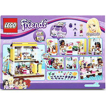 LEGO Friends: Stephanie's beach house