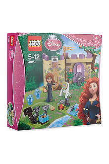 LEGO Disney Princess™ Merida's Highland Games set
