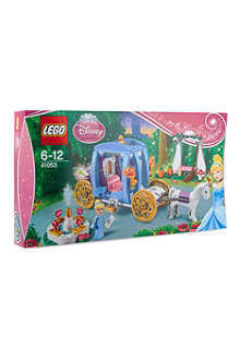 LEGO Disney Princess™ Cinderella's Dream Carriage set