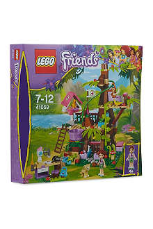 LEGO Jungle Tree Sanctuary set