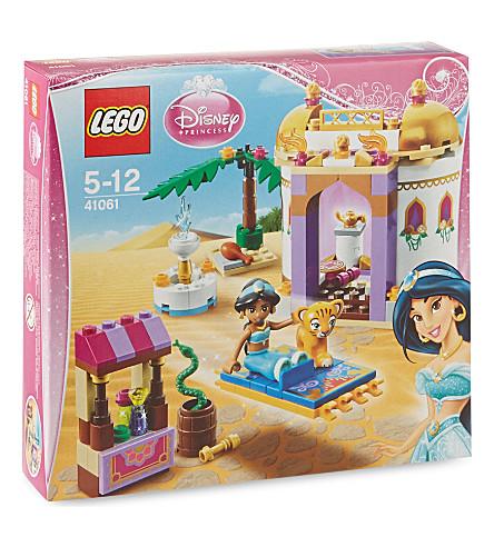 LEGO Jasmine's exotic palace
