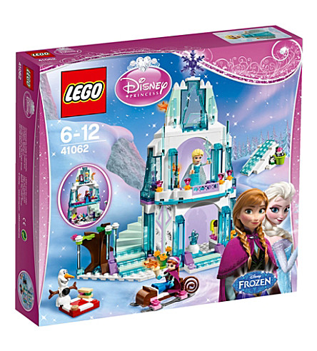 LEGO Disney's Frozen ice castle