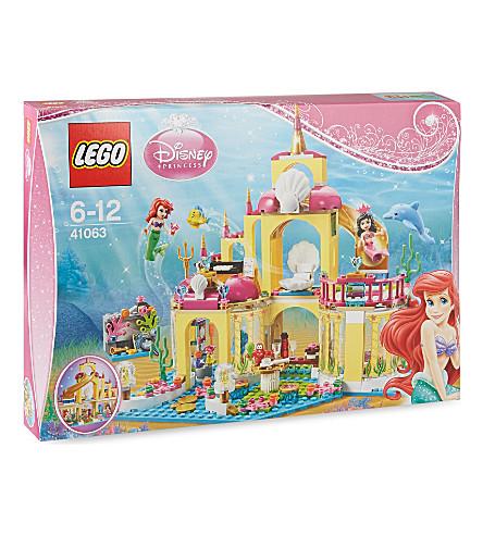 LEGO Ariels undersea palace