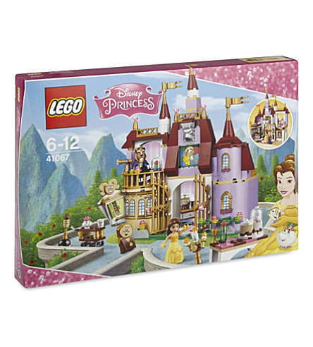 LEGO Disney Princess Belle's Enchanted Castle