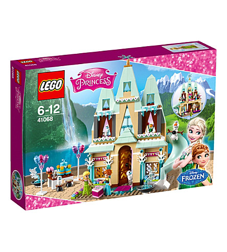 LEGO Disney Princess Arendelle castle