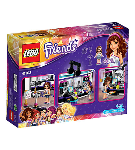 LEGO Lego Friends Pop Star Studio
