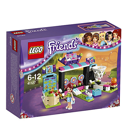 LEGO Amusement park arcade