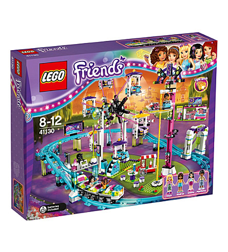 LEGO Lego friends amusement park