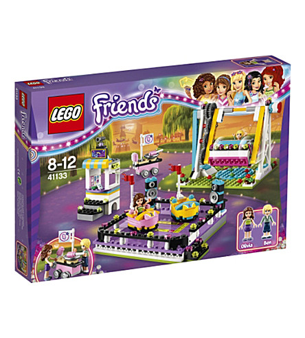 LEGO Lego Friends Amusement Park and Bumper Cars set