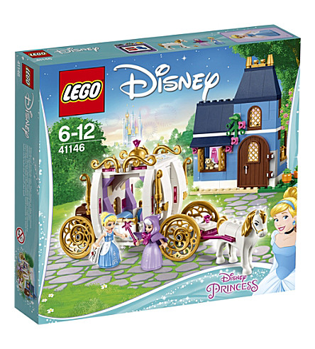 LEGO Lego Disney cinderella's enchanted evening