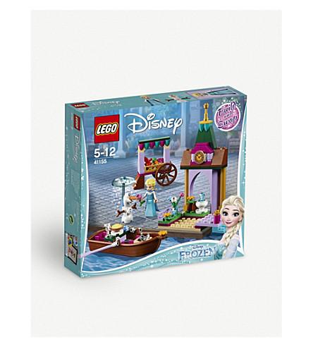 LEGO Disney Princess Elsa's market adventure playset