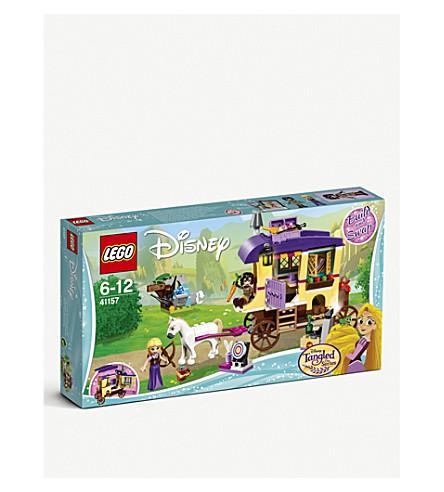 LEGO纠结的旅行旅行车套装