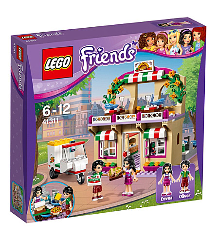 LEGO Friends Heartlake Pizzeria set