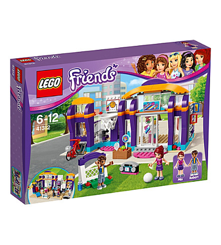 LEGO Friends Heartlake Sports Centre set