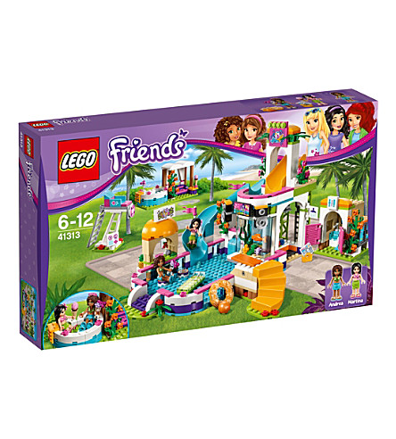 LEGO Friends Heartlake Summer Pool set