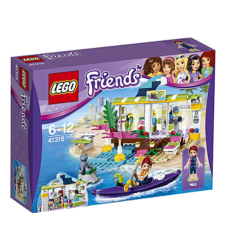 LEGO Lego friends heartlake surfshop
