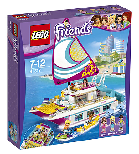 LEGO Lego Friends Sunshine Catmaran