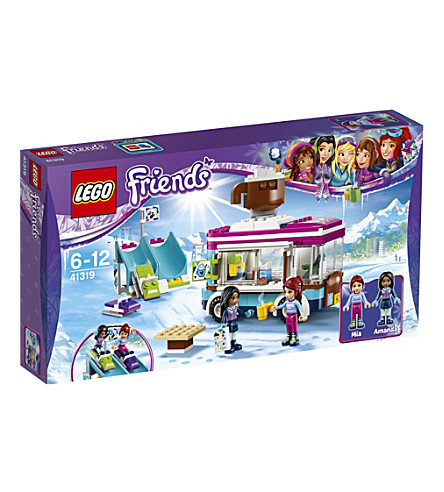 LEGO Lego friends snow resort hot chocolate van set