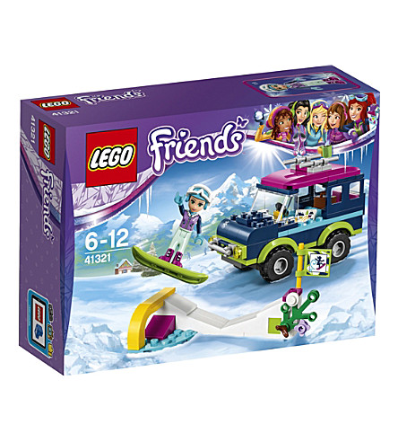 LEGO Lego Friends Snow Resort Off-Roader