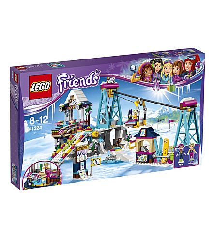 LEGO Lego Friends Snow Resort Ski Lift
