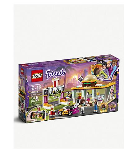 LEGO漂流餐厅芭比
