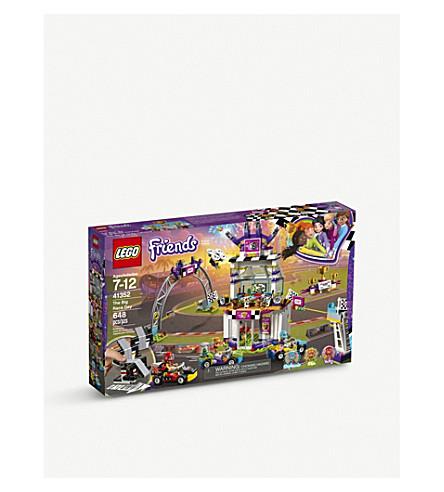 LEGO大赛日芭比
