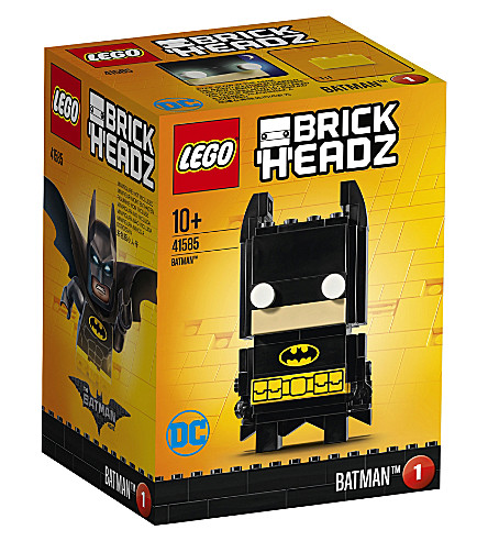 LEGO Brick headz batman figure