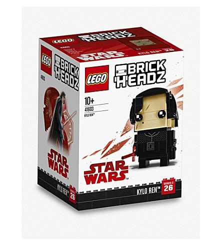 LEGO The Last Jedi Kylo Ren BrickHeadz