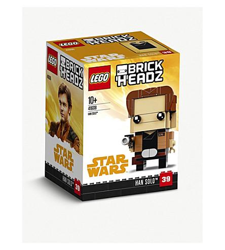 LEGO Star Wars: Hans Solo BrickHeadz 7cm
