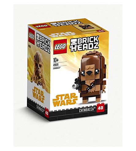 LEGO Star Wars: Chewbacca BrickHeadz 7cm