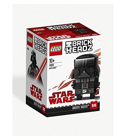 LEGO Star Wars:达斯·维德 BrickHeadz 7厘米