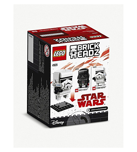 LEGO Star Wars: Stormtrooper BrickHeadz