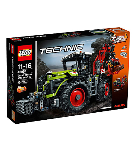 LEGO Lego technic claas xerion 5000 trac vc