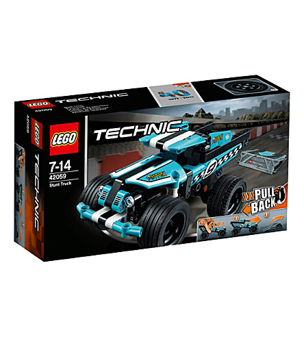 LEGO Technic Stunt Truck model