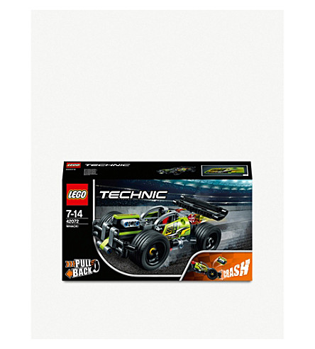 LEGO Technic Whack! car