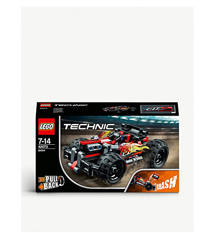 LEGO Technic Bash! car