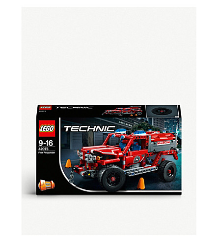 LEGO Technic 2-in-1 First Responder