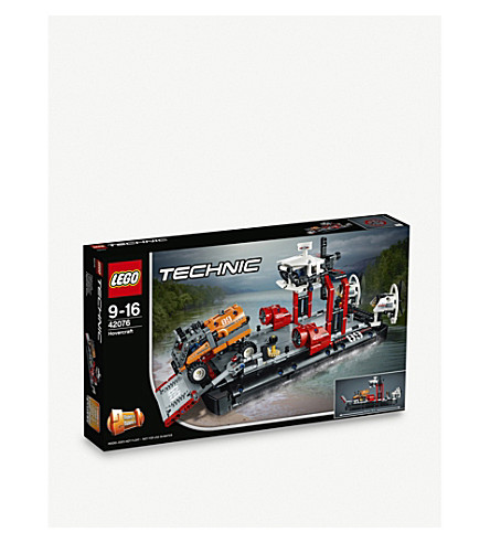 LEGO Technic 2-in-1 Hoverboat