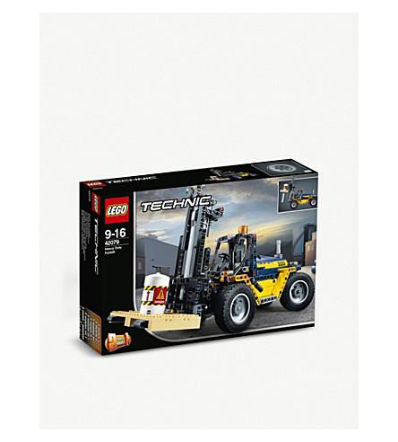 LEGO 技术 42079 重型叉车